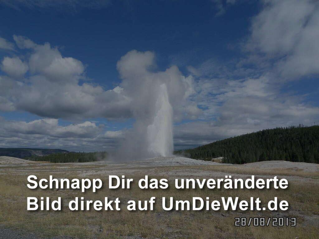 Usa Reisebericht Quot Yellowstone Park Quot