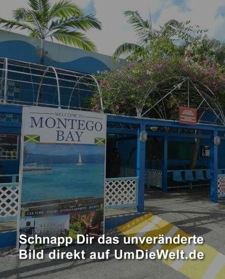 Welcome to ... Montego Bay / Jamaica
