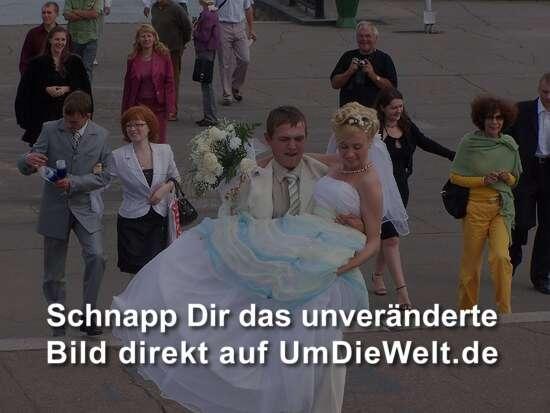 Russische Brautkleider Die russische Hochzeit HOCHZEITde