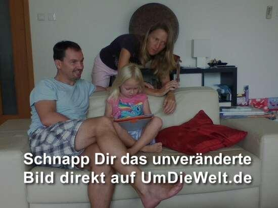 unsere Gastfamilie