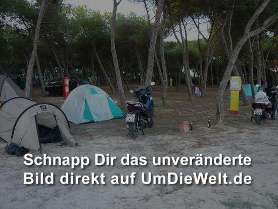 Italien reisebericht von calasetta ber bosa nach alghero for Sardinien campingplatze