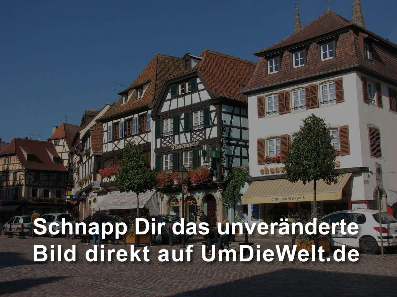 Deutschland reisebericht 2 tour ins elsa for Fachwerkbauten deutschland