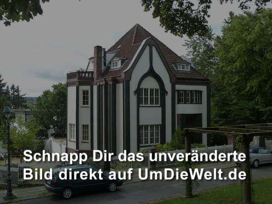 Deutschland reisebericht 1 rundweg zu den h usern der for Behrens house