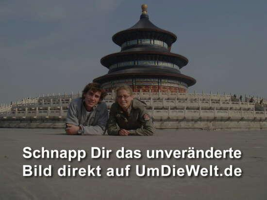 China-Reisebericht : Fanny&Robi in China