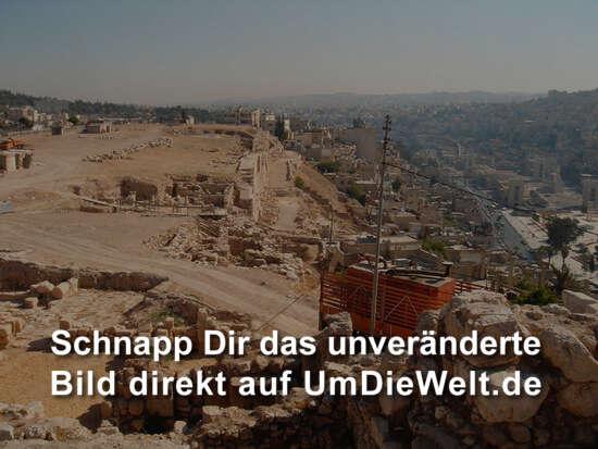 Jordanien Reisebericht Quot 1 Tag Amman Quot