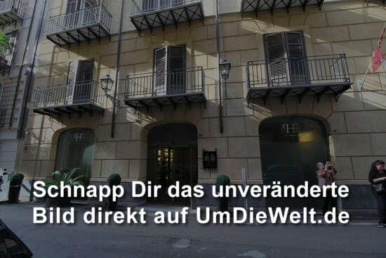 Italien reisebericht vorwort und informationen ber palermo - Hotel porta felice ...