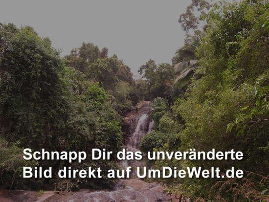Thailand reisebericht ko samui 2 tag for Wasserfall mamba