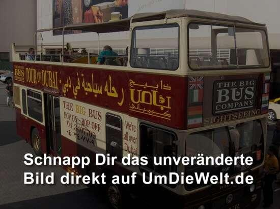 Unser Hop On-Hop Off Bus...