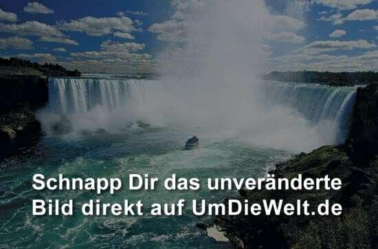 Die Niagarafälle..