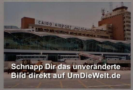 Ankunft Kairo