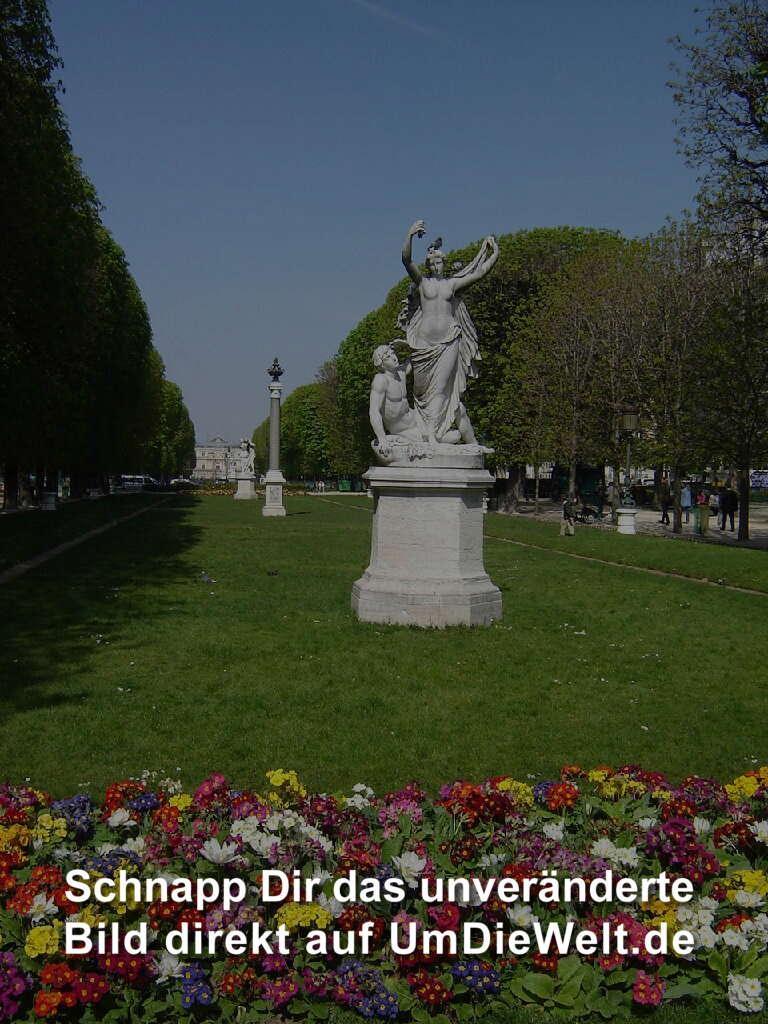 Frankreich Reisebericht Quot Jardin Du Luxembourg Panth 233 On Quot