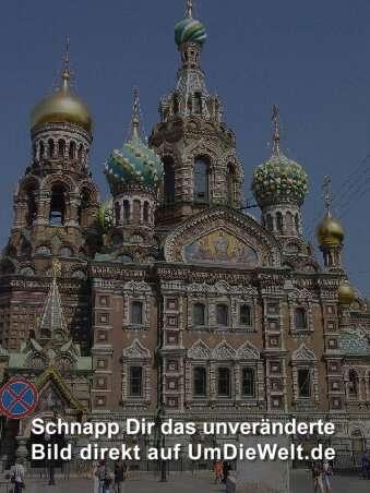 St petersburg 2002 die christi auferstehungskirche wurde nach dem
