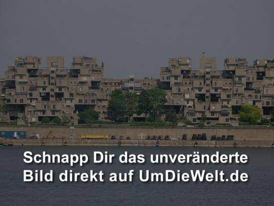 Supermoderne Architektur...