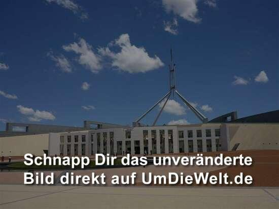 neues parliament house