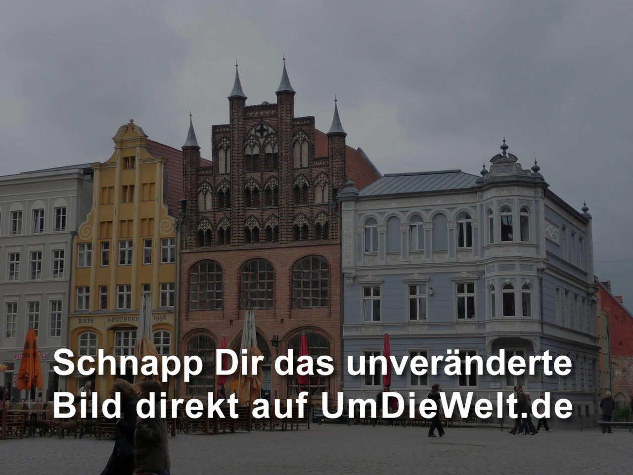 Deutschland reisebericht stralsund for Kuchen stralsund