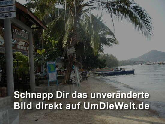 Der Sairee Beach