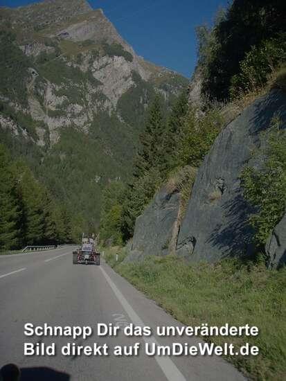Huben/ Osttirol - München/Perlach 8