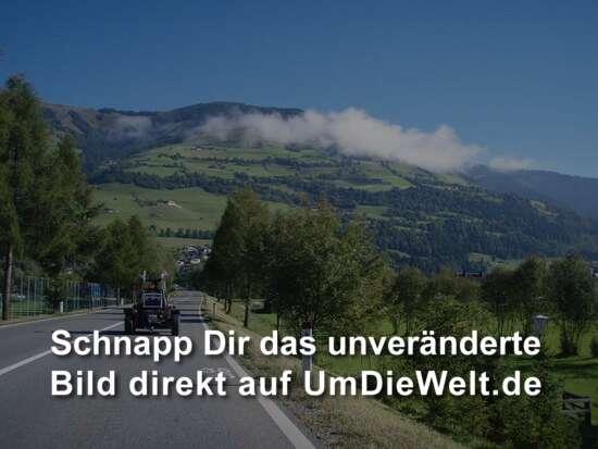 Huben/ Osttirol - München/Perlach 9