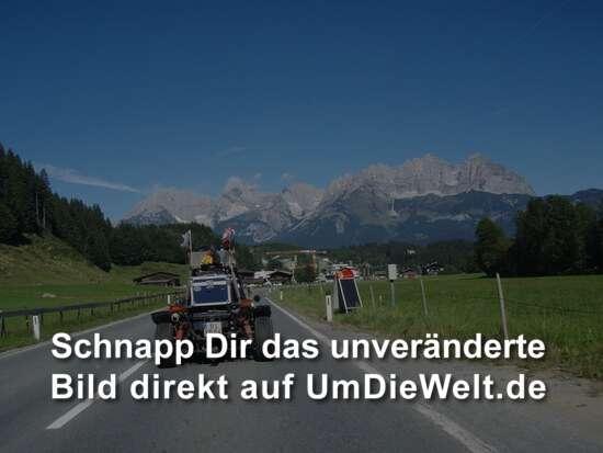 Huben/ Osttirol - München/Perlach 13