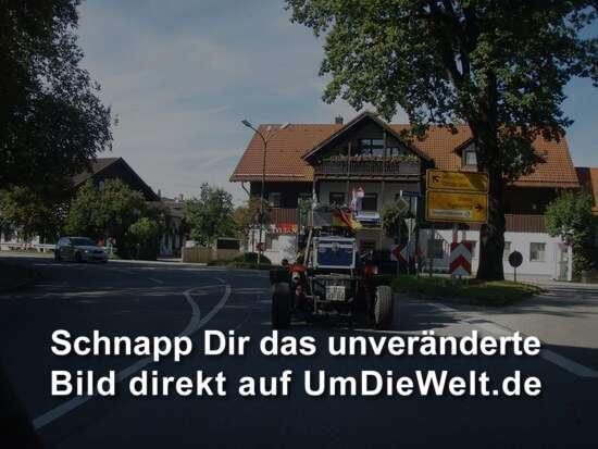 Huben/ Osttirol - München/Perlach 21