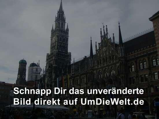 Huben/ Osttirol - München/Perlach 23