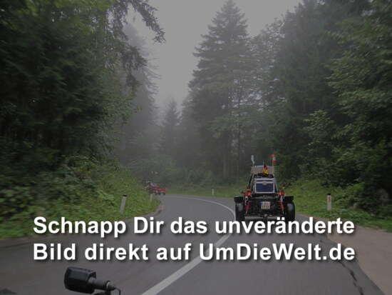 Unterbergen - Peroj 8
