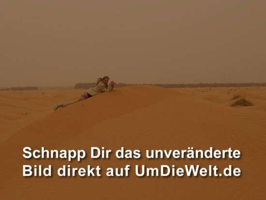 Spanner in der Wüste...