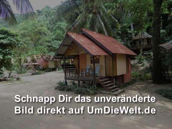 Hütte für 2500 THB