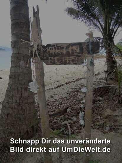 """...wir zum """"Martin Beach"""" kommen....."""
