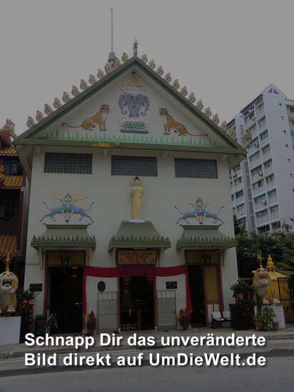 Sakya Muni Buddha Gaya Tempel