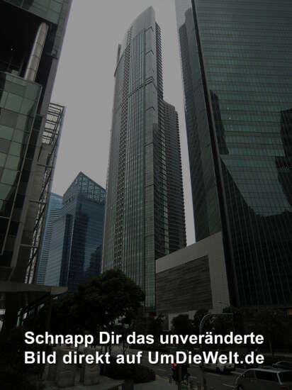 ....an modernen Hochhäusern.....