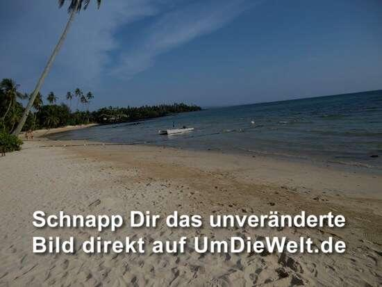 Strand am Ao Kao White Sand Beach Resort