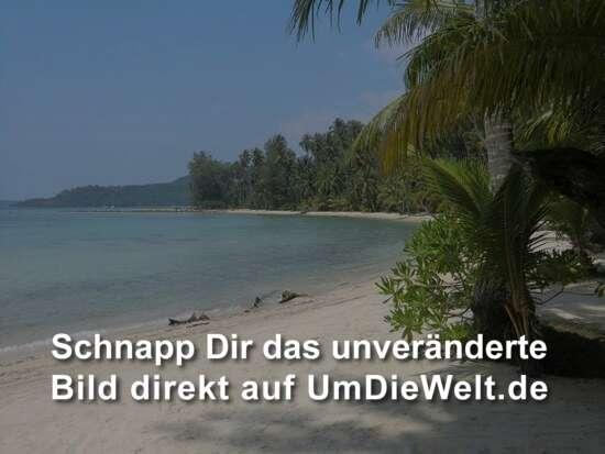 "der Strand am ""Dusita Resort""....."