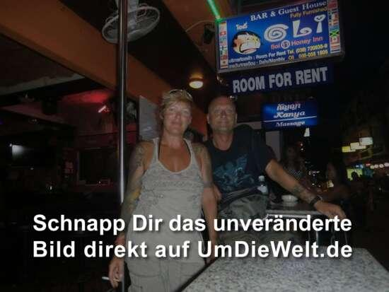 wir in der Oli Bar