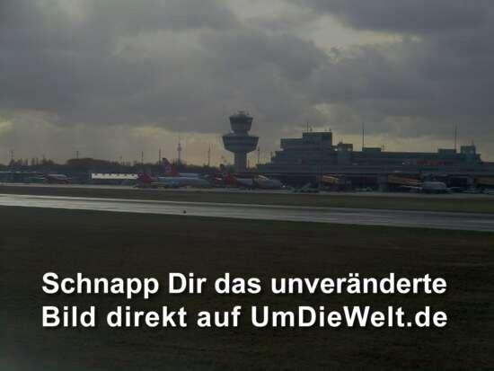 Tschüss....Berlin Tegel !!!!