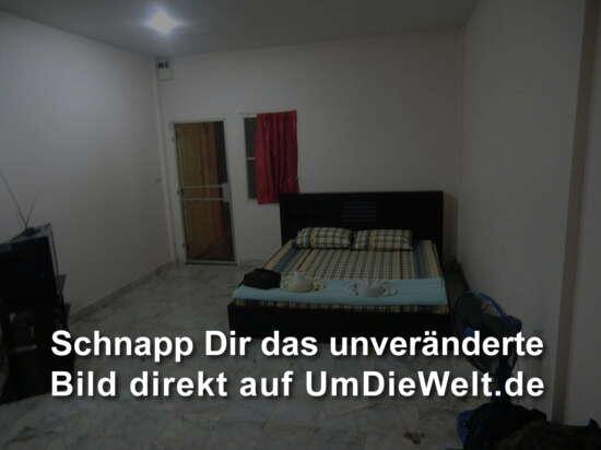 unser Bettchen für 300 THB
