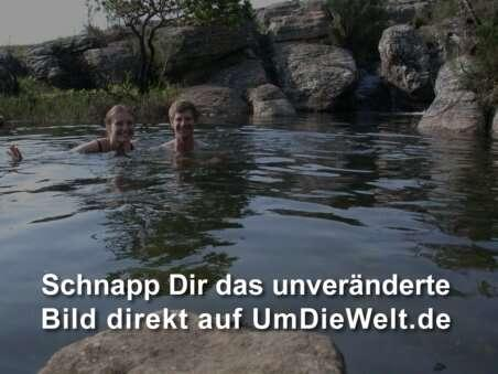 In einem der MacMac Pools