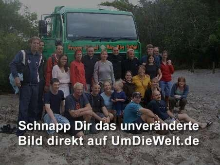 Unsere lustige Truppe