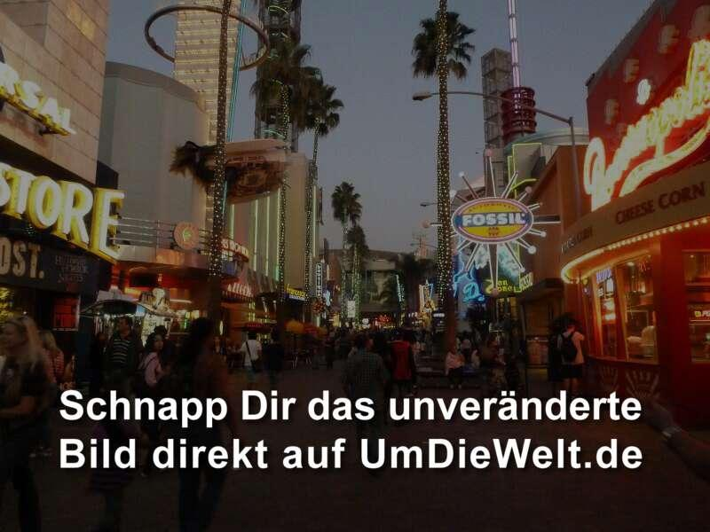 Schon Schön usa reisebericht 10 10 11 los angeles universal studios