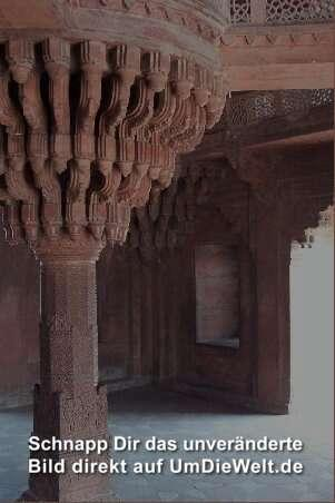 in fatepur sikri.