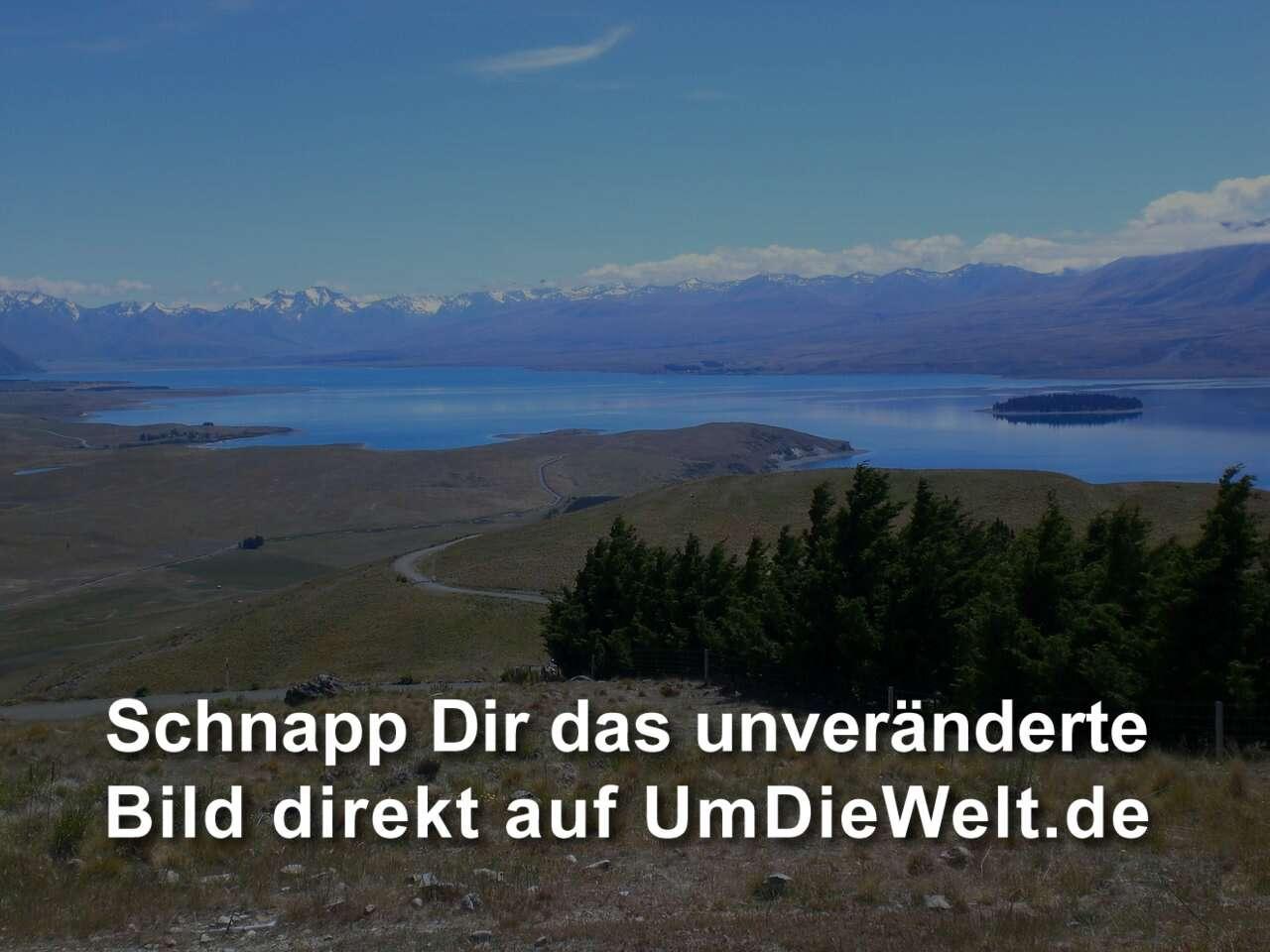 "Neuseeland Christchurch: Neuseeland-Reisebericht: ""Mount Cook"