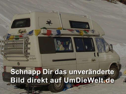 """Italien-Reisebericht: """"Hexenmobil T4 California Exclusive"""""""