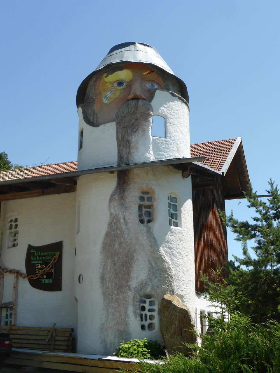 """Deutschland-Reisebericht: """"Viechtach und die Gläserne Scheune"""""""