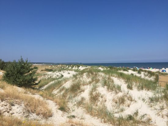 Ostsee bei Prerow
