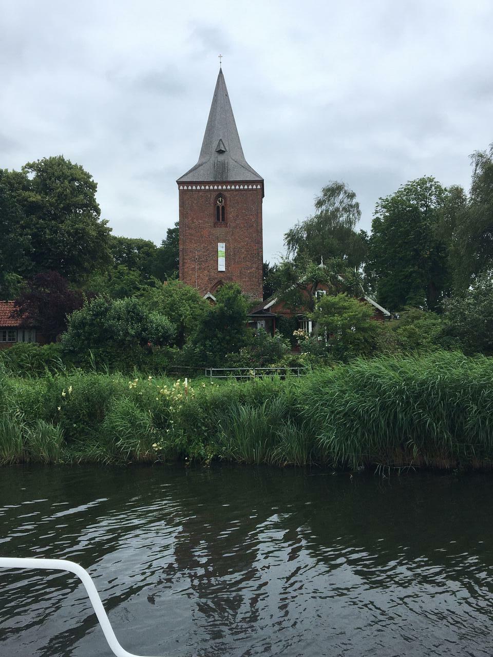 """Deutschland-Reisebericht: """"Samstag 4.Juli Mölln - Lübeck 5"""