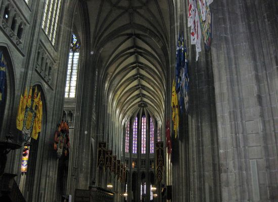 In der Kathedrale
