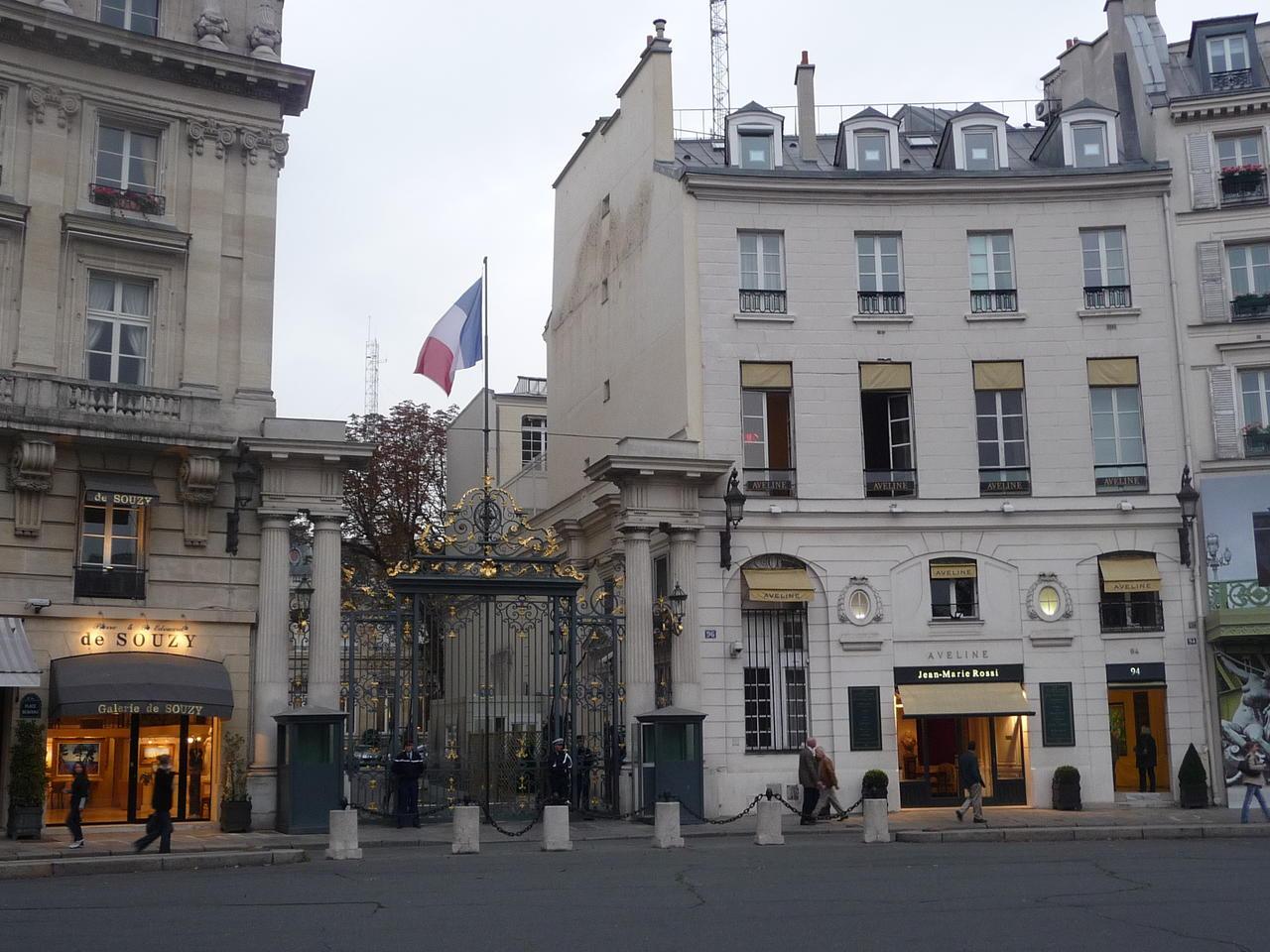 """Frankreich-Reisebericht: """"Madleine,Place de la Concorde"""