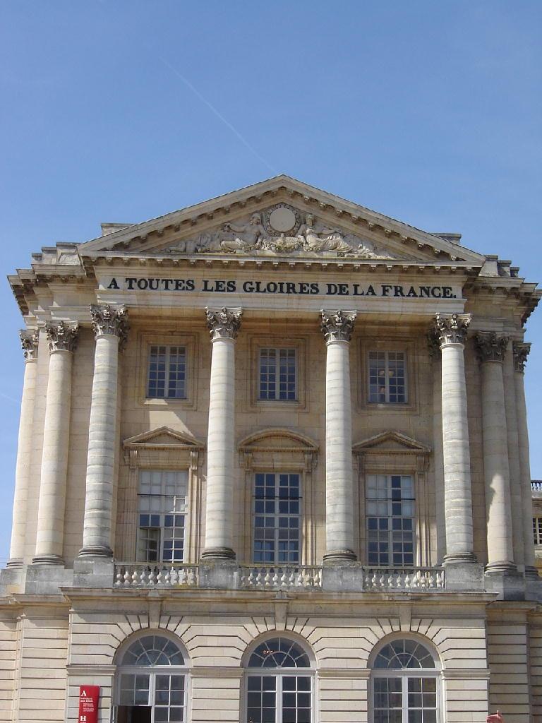 Frankreich Reisebericht Quot Versailles Quot