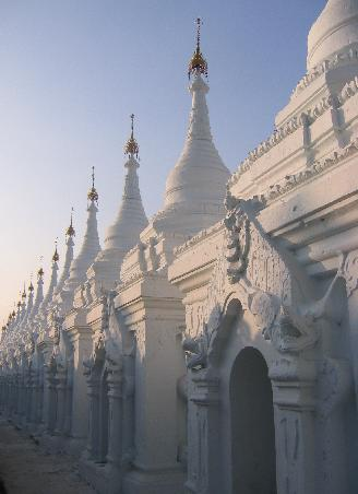 Tempel in Mandalay