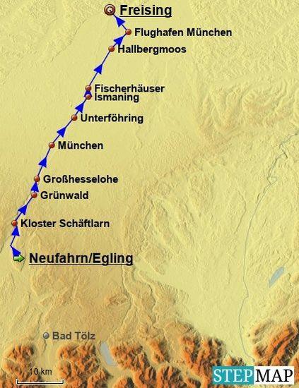 Deutschland Reisebericht Zweiter Tourtag Am 16 August 2018